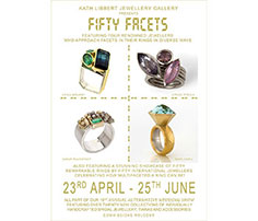 'Fifty Facets' - Wedding Show 2017