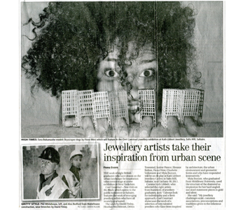 Yorkshire Post Review 18th Nov 2010
