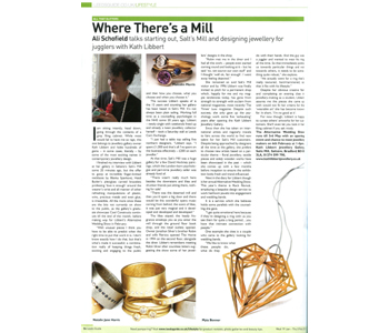 Leeds Guide 'Where there's a Mill'